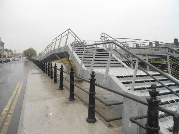 Tullamore Footbridge